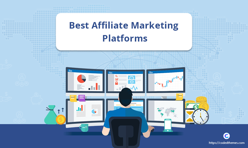 Best 15 Affiliate Marketing Platforms