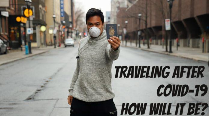 Travel after Coronavirus Pandemic
