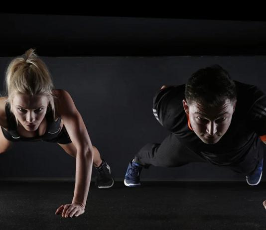 fitness trainer Dubai