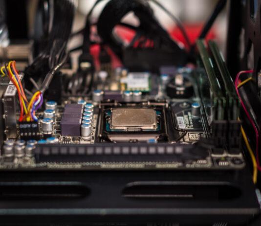 Miniature ATX Motherboard