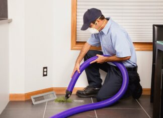 Air Duct Cleaning Chicago