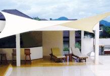 waterproof shade sails