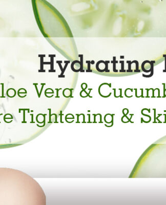 cucumber tightening toner