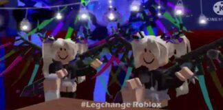 Legchange Roblox