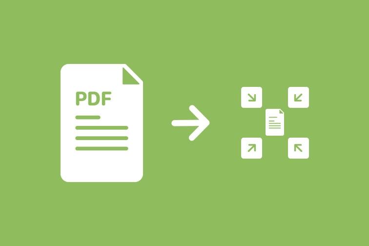 compress PDF file online