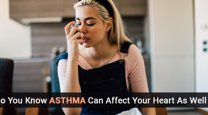 asthma can affect your heart