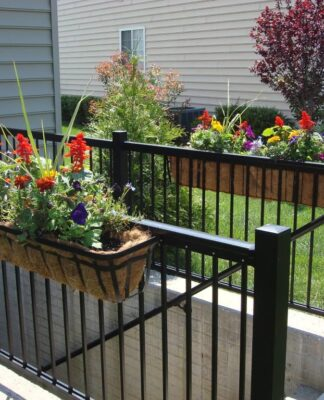 Shop For Railing Planters Online In India