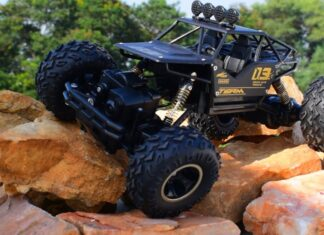 Best Radio Controlled Trucks For Mudding