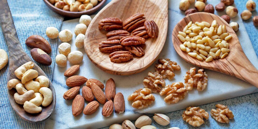 Top-10-Healthy-Nuts, Trend Health