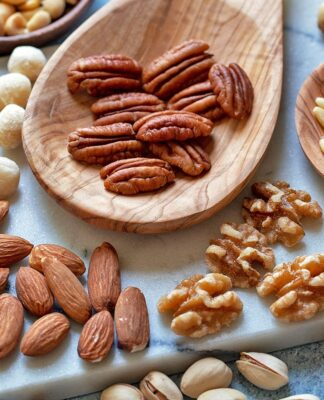 Top-10-Healthy-Nuts, Trend Health
