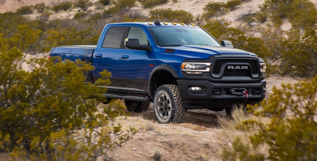 All-new RAM 2500 Power Wagon Launches in UAE