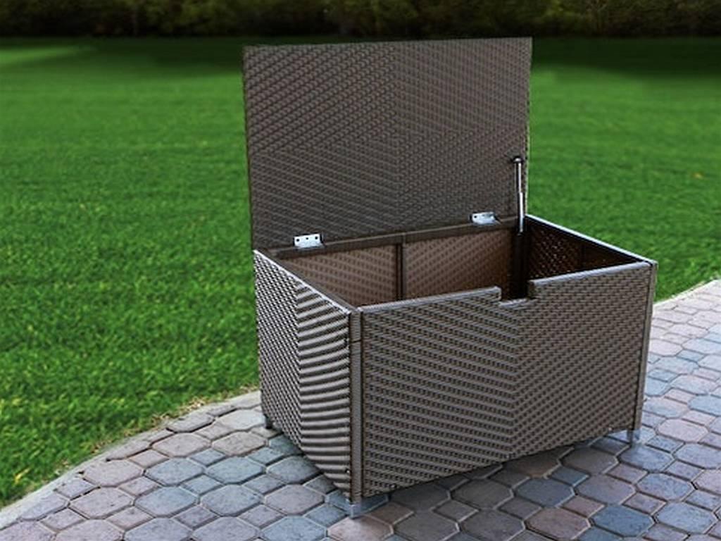Outdoor Cushion Storage
