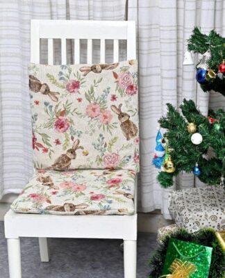Floor chair bunny pad from Avi Living