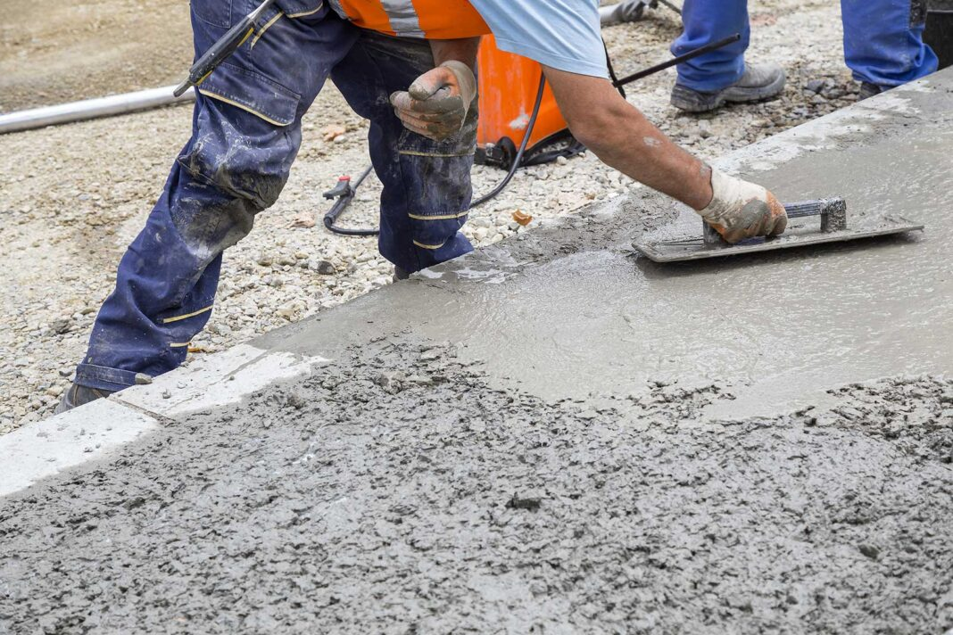 reliable concrete contractor