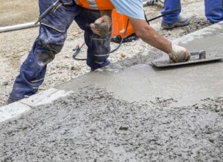 reliable concrete contractor