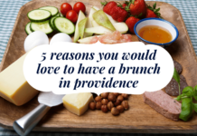 5 reasons you would love to have a brunch in providence