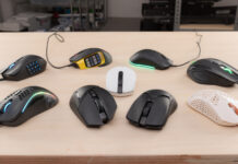 Custom Gaming Mouse Formats and Sizes