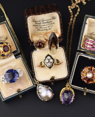 Good‌ ‌to‌ ‌know:‌ ‌How‌ ‌to‌ ‌care‌ ‌for‌ ‌antique‌ ‌jewellery‌