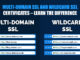 Multi-Domain SSL and Wildcard SSL Certificates – Learn the Difference-01