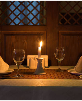 candlelight dinner in Bangalore