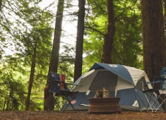 Camping equipment - The secrets to keep you from suffering