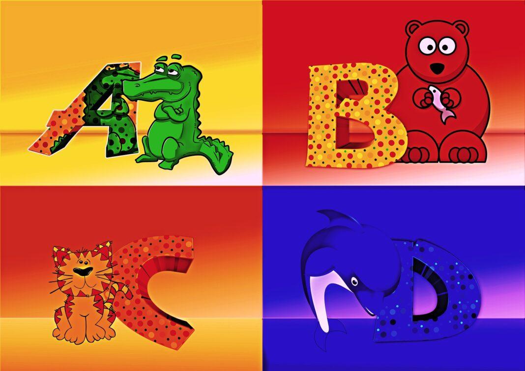 phonetic alphabet for kids