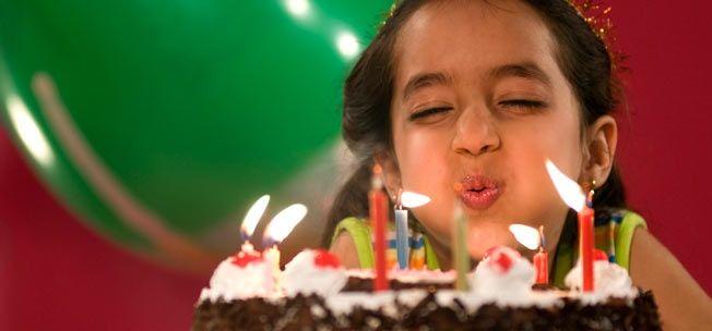 90s birthday celebration vs 21st-century birthday celebration