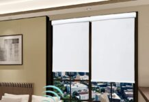 Motorized Curtains Dubai