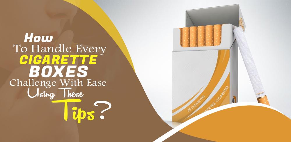 cigarette-boxes