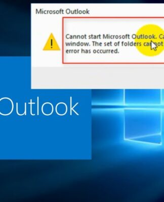 Microsoft Outlook & Its errors