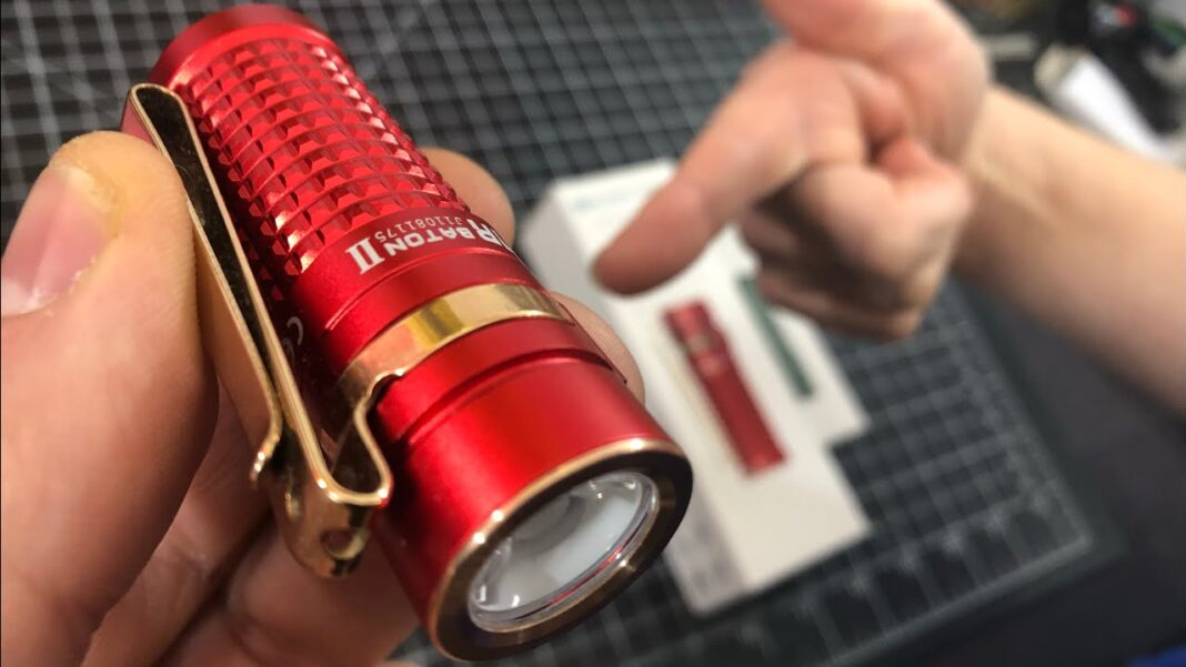 Known Advantages of Red Headlamps That You Ought to Know