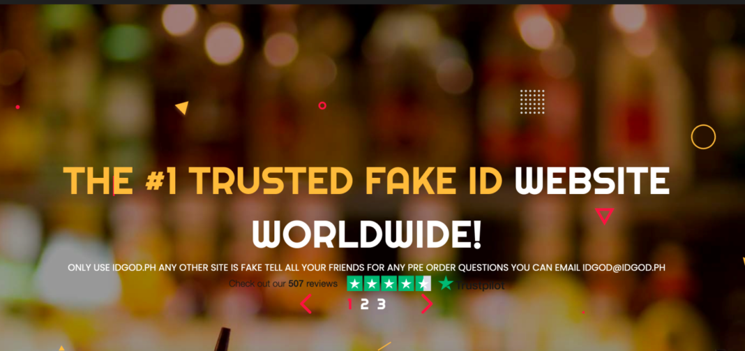 When do you need to look for a website that offers fast fake id?