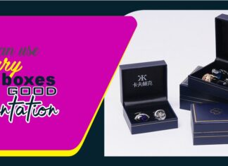 How you can Use Luxury Gift Boxes for Good Presentation?
