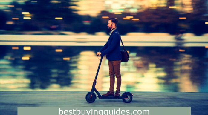 best buying electric scooter