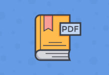 PDF page turning software
