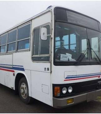 Japanese Used Bus