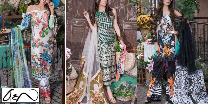 Luxury Summer Lawn Collection 2021