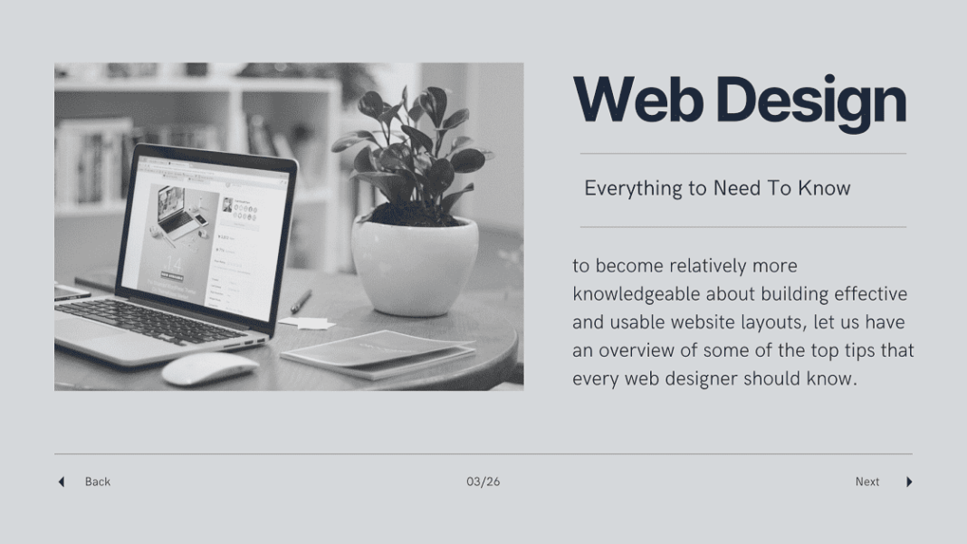 Tips And Tricks Every Web Designer Should Know