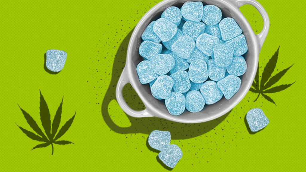 Why CBD Gummy Bears Good for Chronic Pain