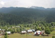 great treks in Kashmir