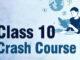 CBSE class 10 crash course