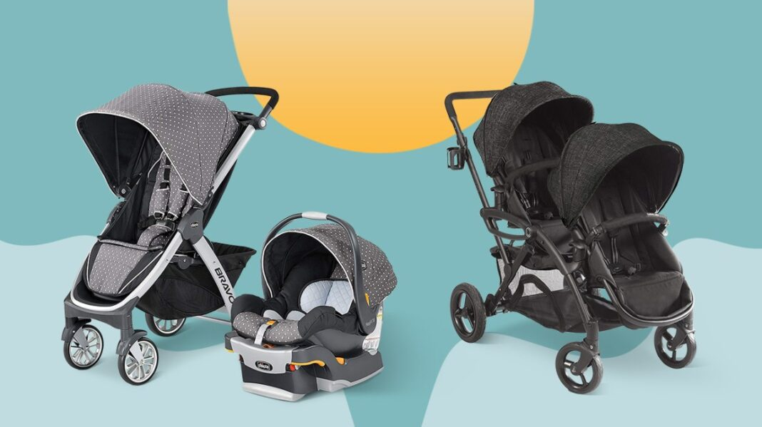 Five steps for building your own baby stroller