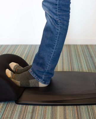 The 5 Benefits of a Desk Foot Rest
