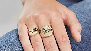 Contemporary Signet Rings