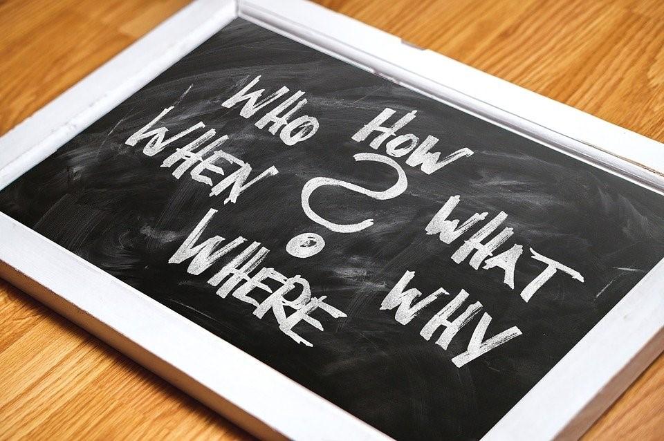Question Mark, Board, Ask, Knowledge, Blackboard