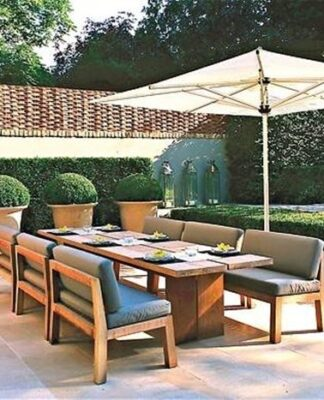 Outdoor furniture services