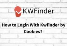 How to Login With Kwfinder by Cookies