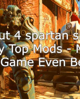 fallout 4 spartan sniper