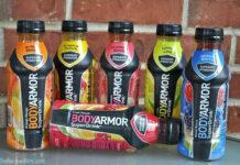 Body Armor Flavors