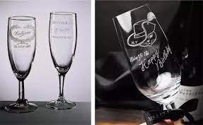 Can a fiber laser engrave glass